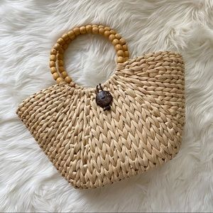 Straw Woven Bag